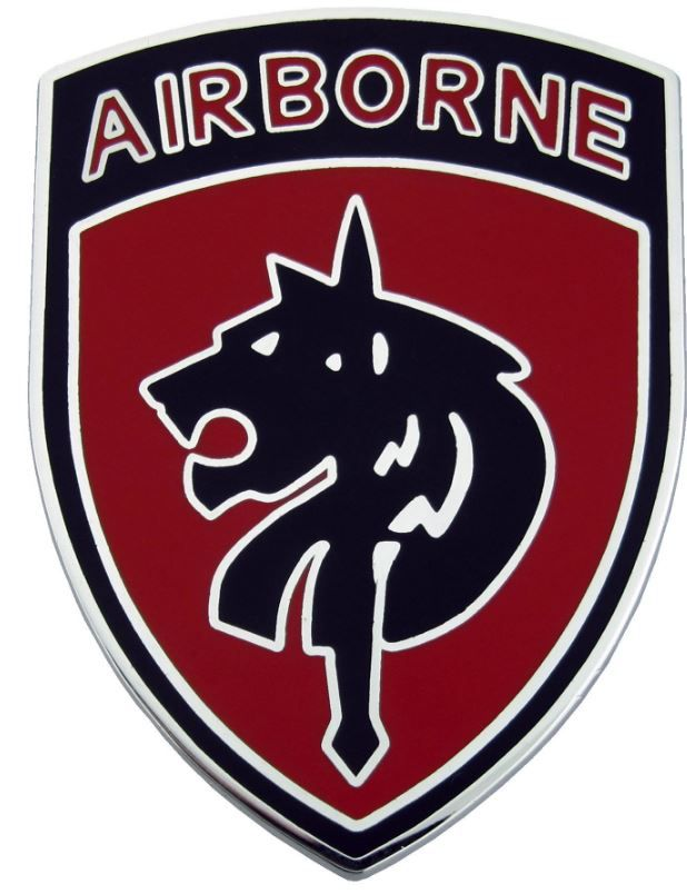 SPECIAL OPERATIONS COMMAND AFRICA USAE, COMBAT SERVICE IDENTIFICATION BADGE