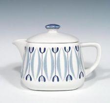 Rorstrand Sweden Marianne Westman Arcad teapot Picknick Pomona Eden Era MCM