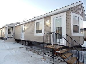 New 12 x 36  Modular mobile home park model