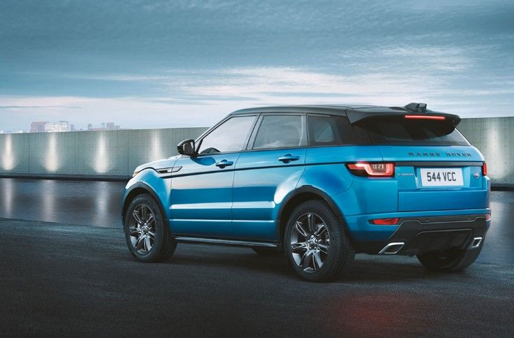 2020 Range Rover Evoque Price Vehiclenewreport Pinterest Range