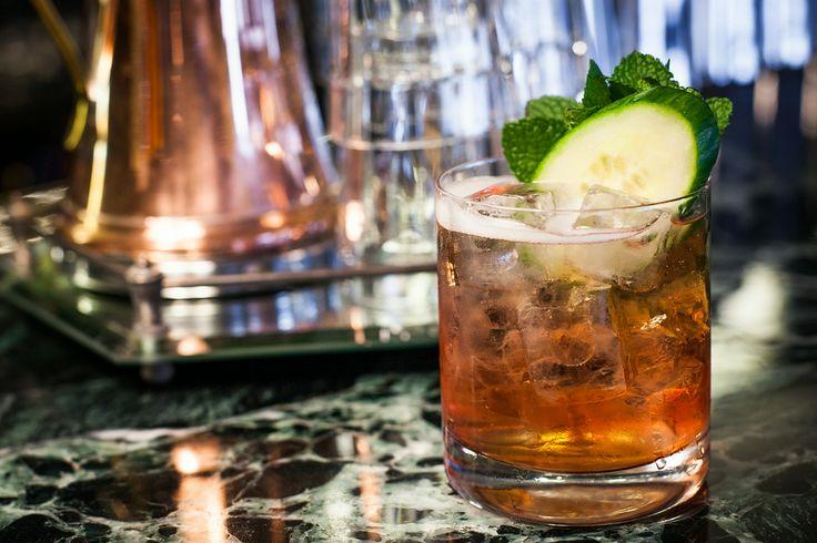 Garden Party #cocktails #hawksmoor
