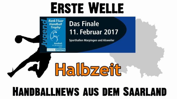 (D Jugend|Spiel 1) #HC #St. #Johann #Saarbruecken #vs. #SG #TV #Merchweiler / #ASC Querschied  #Saarland #Das #Erste #Spiel #im #Finale #vom #Bank 1 #Saar #Handball #Trophy #der D-Weiblich #Neunkirchen #Saarland http://saar.city/?p=43683