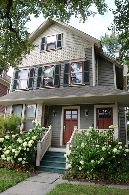 113 Best Late Victorian Exterior Paint And Details Images On Pinterest Exterior Homes