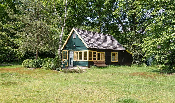 Natuurhuisje 24597 vakantiehuis in lunteren boshut for Vakantiehuisje bos