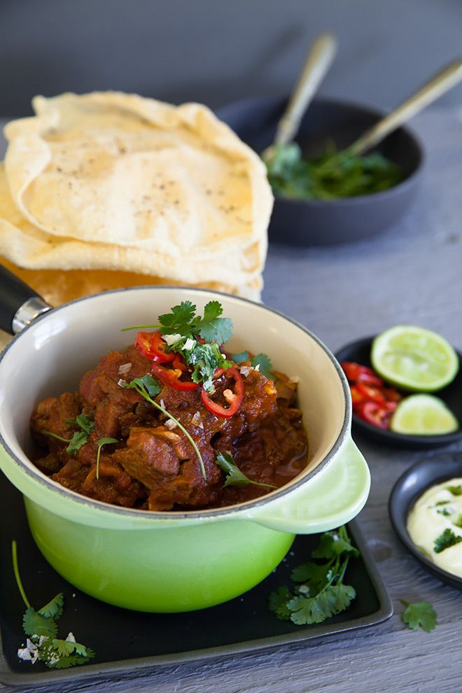 When leaves start falling and thoughts of cosying up around a fire top the weekend to-do list, thoughts of comfort food also start rumbling in your soul. So, it's a great time for the slow-cooker to take centre stage in your kitchen. With a few recipes like this one for slow-cooked lamb curry– you'll be…