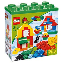 £25   x 200 bricks  LEGO Duplo Bricks And More Large Tub