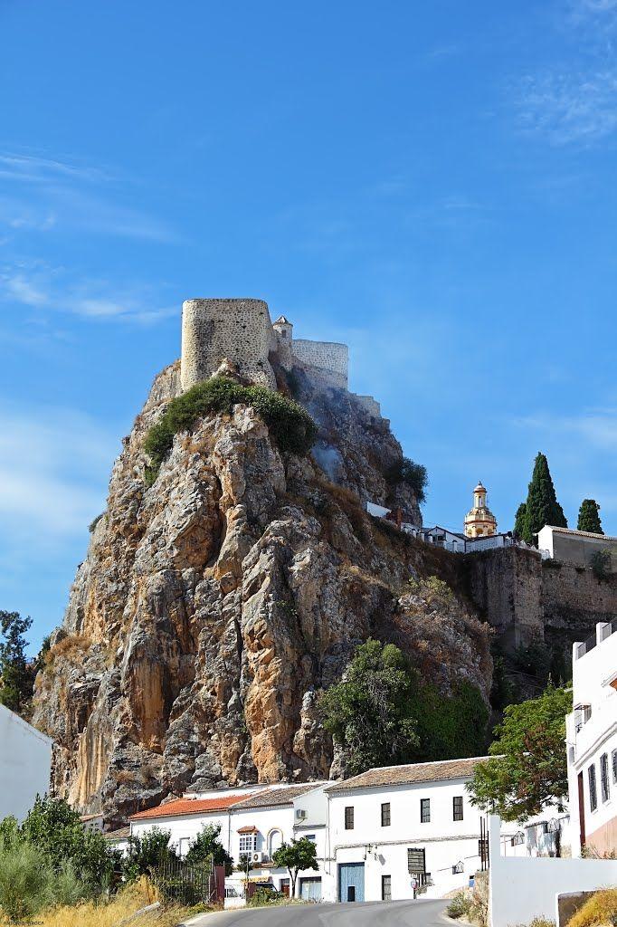 Castillo de Olvera, Cádiz  Spain