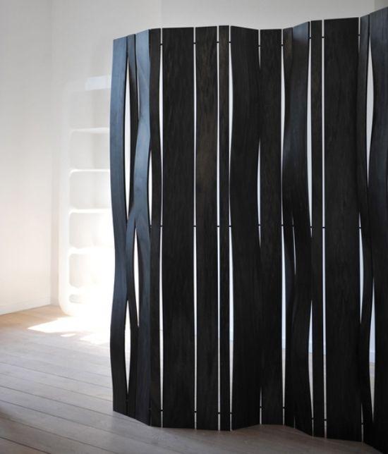 Swell VANGE ideen modernes trennwand design