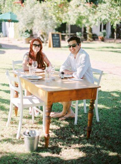 The Table Restaurant De Meye Stellenbosch wedding photography South Africa