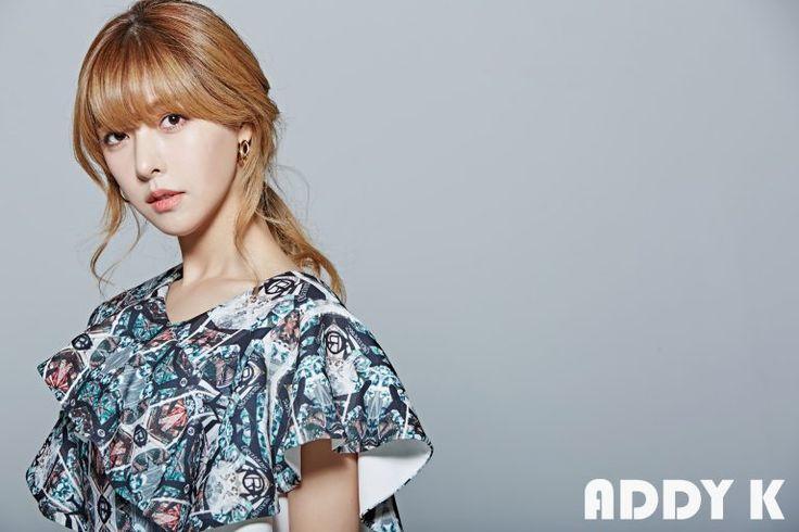 hello venus ADDY K, hello venus kpop profile member, hello venus photoshoot 2017, nara photoshoot 2017, hello venus  2017 comeback