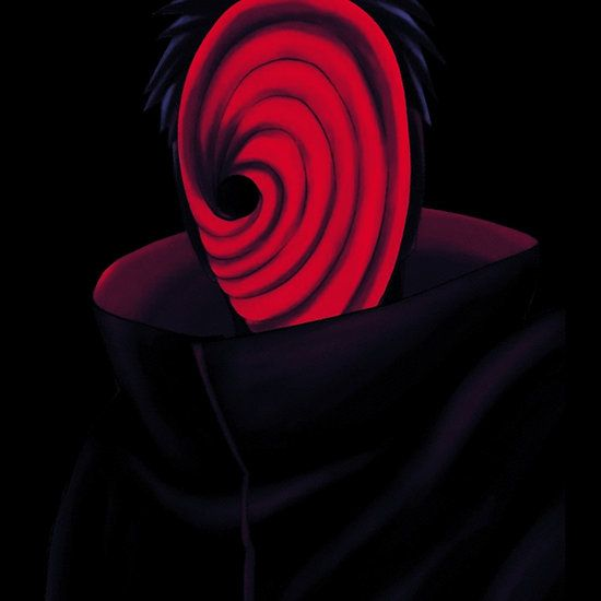 Breaking Mask #obito #uchiha #naruto