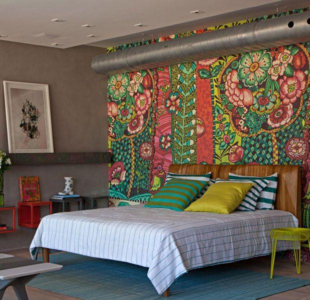 Casa colorida no Carnaval: veja fotos e dicas para decorar com o clima - Dicas - Casa GNT