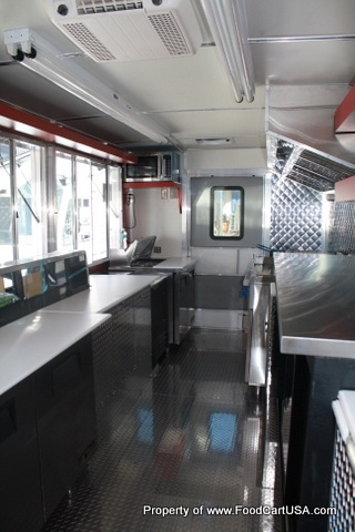 Custom Made Food Trucks for sale at FoodCartUSA