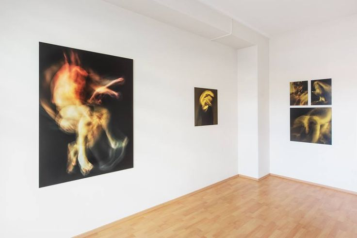 Intersection – exhibition view_05 Photo works by Franziska Strauss