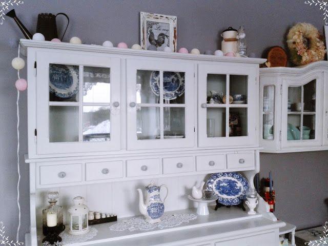 Kitchen dresser, Hutch, Cupboard, Kredens kuchenny