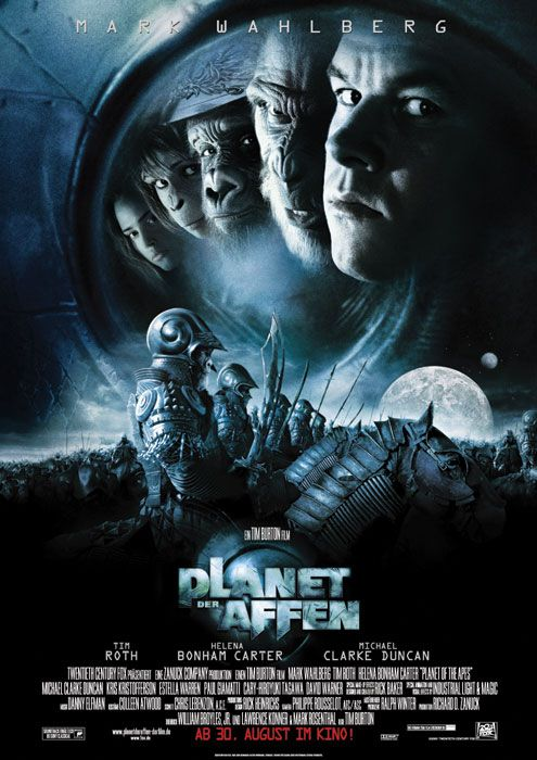 Poster zum Film: Planet der Affen
