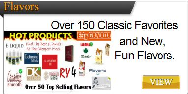 Ecig Canada Zone | Electronic Cigarettes, Vaporizers and Starter Kits
