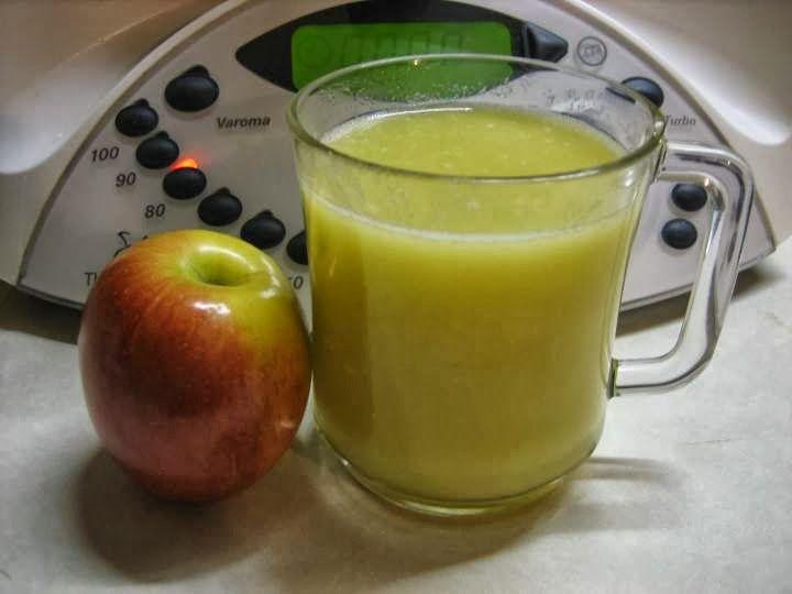 Se régaler avec thermomix : Jus de pomme                                                                                                                                                                                 Plus