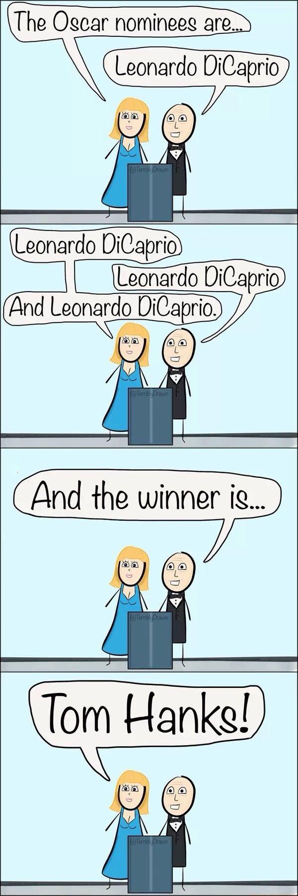 60 best GIVE LEO AN OSCAR images on Pinterest | Ha ha, Fun things ...