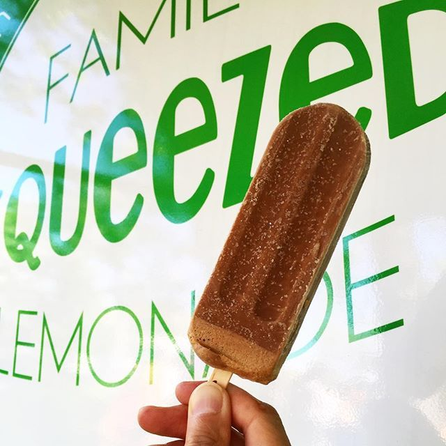What the WHAAAT?!?! Vietnamese Coffee gourmet ice pops from @familyfreezed!!!! My Asian brothers and sisters rejoice (and everyone else who LOVES Vietnamese coffee)!! So seriously delicious!! @yycwagons #yycfoodie #sixfootcanasian #6FCA
