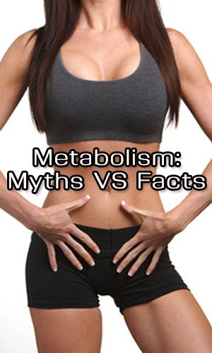 Metabolism: Myths VS Facts http://lifelivity.com/metabolism-myths-vs-facts/