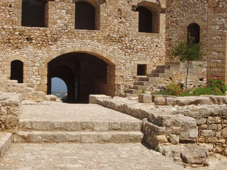 Hlemoutsi Castle (Kastro village), Kyllini