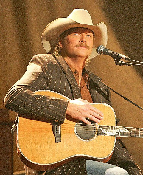 My fav male country music singer :) Alan Jackson!  Love it! ---The Cabana Girl™ www.CabanaGirlCountry.com