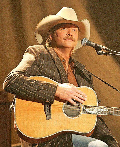 My fav male country music singer :) Alan Jackson!  Love it! ---The Cabana Girl™ www.CabanaGirlCountry.com