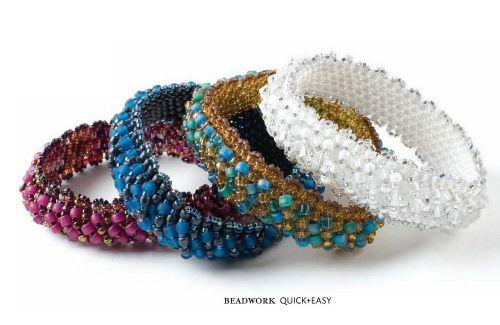 Multi-colored bracelets