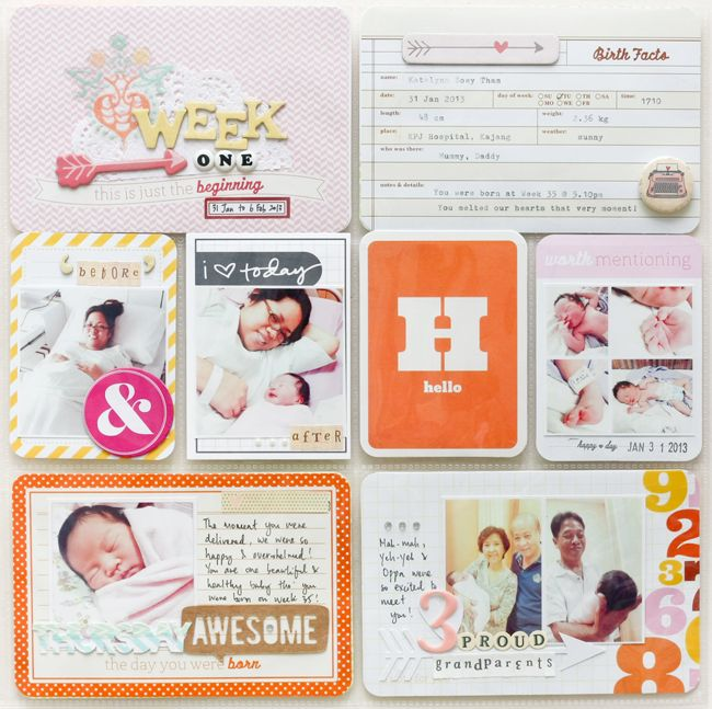 "photo IMG_4388_zps4e508a79.jpg [project life ""new baby"" layout inspiration]"