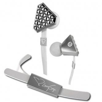 Monster Beats Tour Lady Gaga White Color Headphones [G4FAB65D6C29A4] - $55.00 :