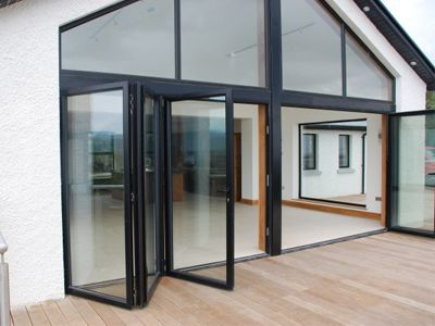 #WindowsMilwaukeeReplacement Bifold Door