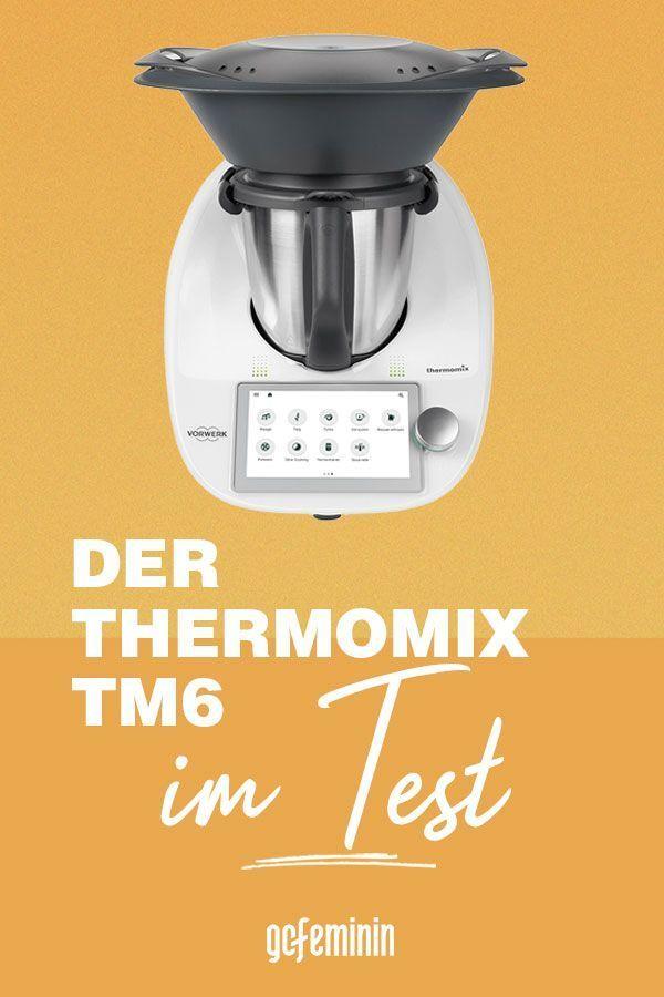 Thermomix Tm6 Im Test Lohnt Sich Die Kuchenmaschine Thermomix Beste Kuchenmaschine Kuche