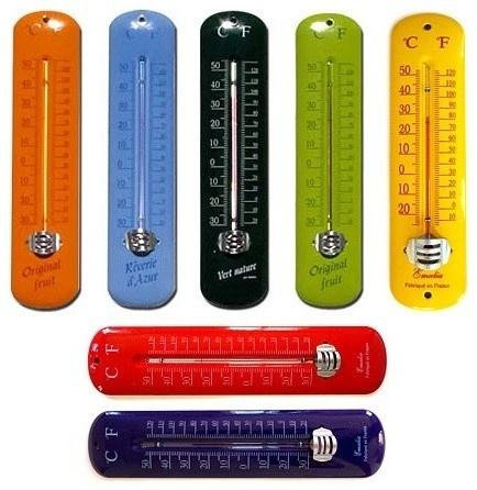 Retro Enamel Thermometers
