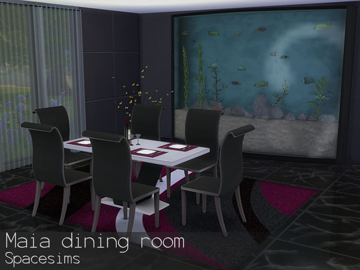 45 best images about sims 4 cc sets on pinterest carpets for Sims 3 dining room ideas