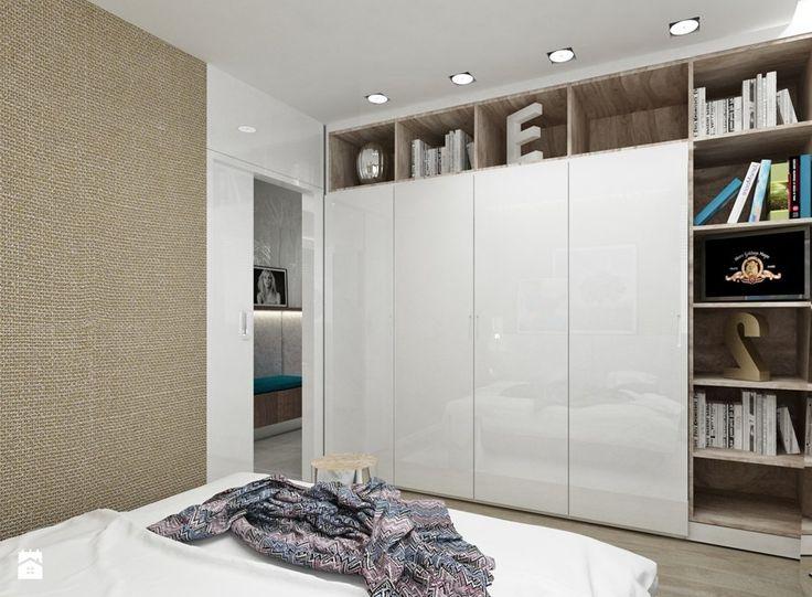 Sypialnia - zdjęcie od GSG STUDIO | interiors & design