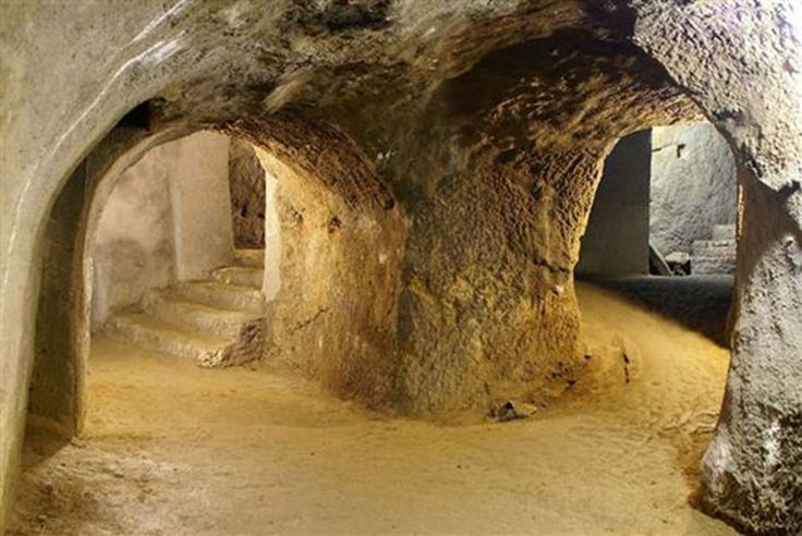 The #Znojmo #Catacombs: A Maze of Tunnels Where No Enemies Escaped Alive
