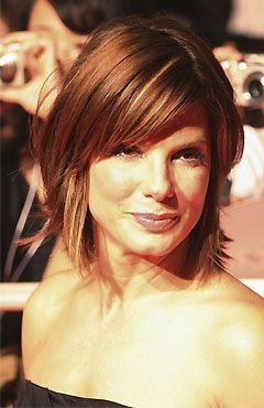 'Sandra Bullock's bob has masses of red-carpet appeal. The bob is a classic one…