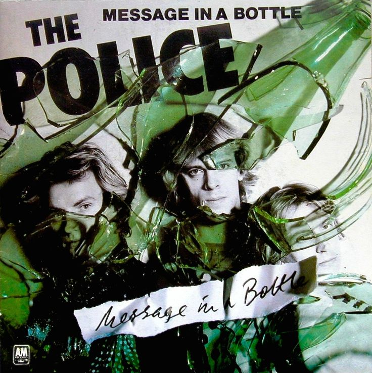 "The Police - ""Message In A Bottle"" (1979)"
