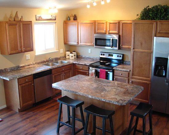 25 best ideas about l shaped kitchen designs on pinterest. Black Bedroom Furniture Sets. Home Design Ideas