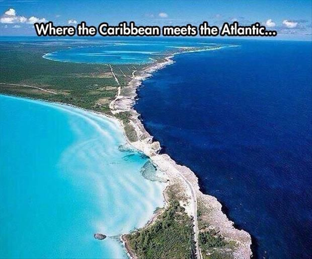 where the oceans meet at cape town