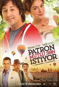 Patron Mutlu Son İstiyor - 2014 DVDRip XviD - Türk Filmi