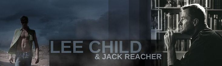 Murder mystery series with Jack Reacher. He is a very tough character and former MP.