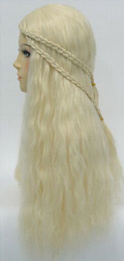 Cosplay wig Game of Thrones Blonde Resistant Party Wig  Woman's hair Wigs Free deliver  //Price: $US $17.52 & FREE Shipping //     #gameofthrones #gameofthronestour #gameofthronesfamily  #starks #sansastark #jonsnow  #gotseason #gameofthronesaddict  #gameofthronesfanart gameofthronesfan #gameofthronesmemes #gameofthronesfans