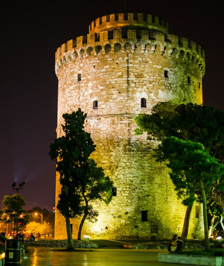 White Tower | Thessaloniki by Evangelos Loutsetis on 500px