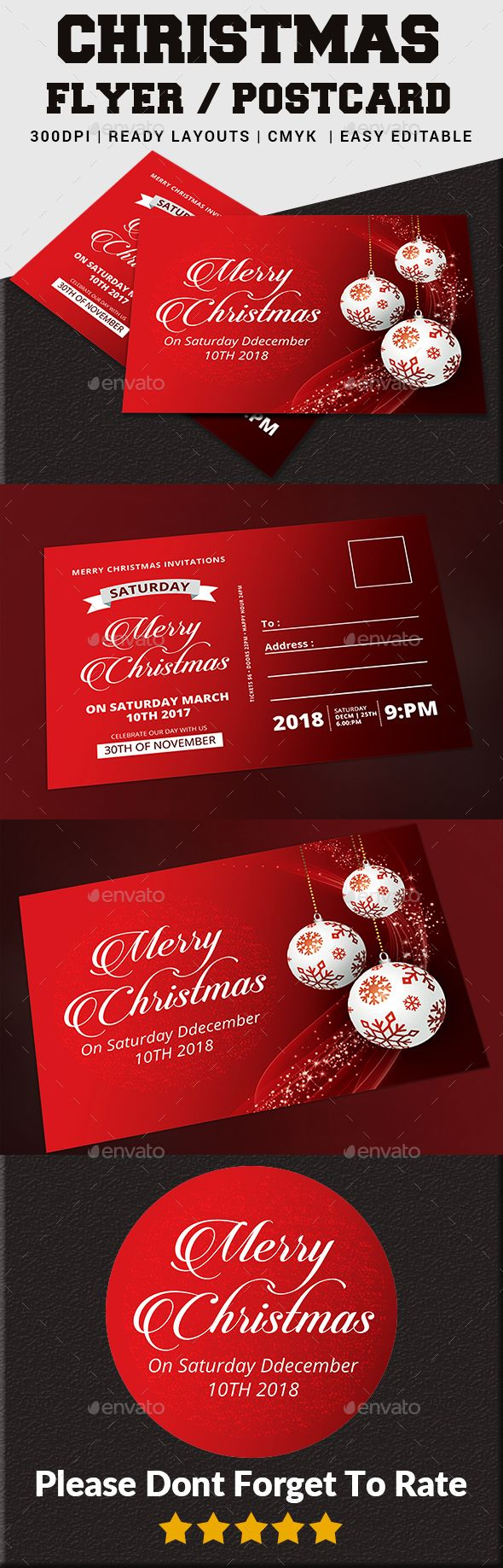 creative christmas invitations - Vaydile.euforic.co