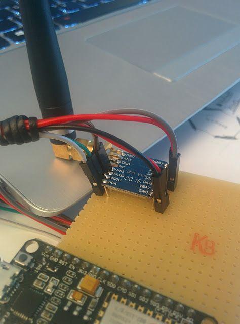 IoT with ESP8266: New MOTE online