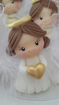 Communion cake topper