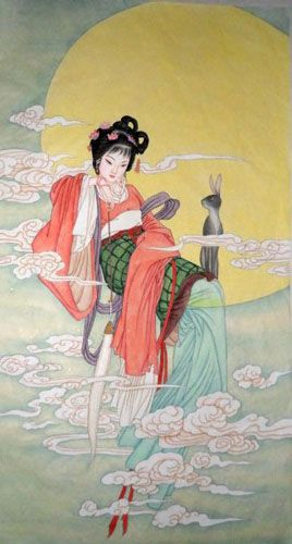 Other Mythological Characters,55cm x 100cm(22〃 x 39〃),3802001-z