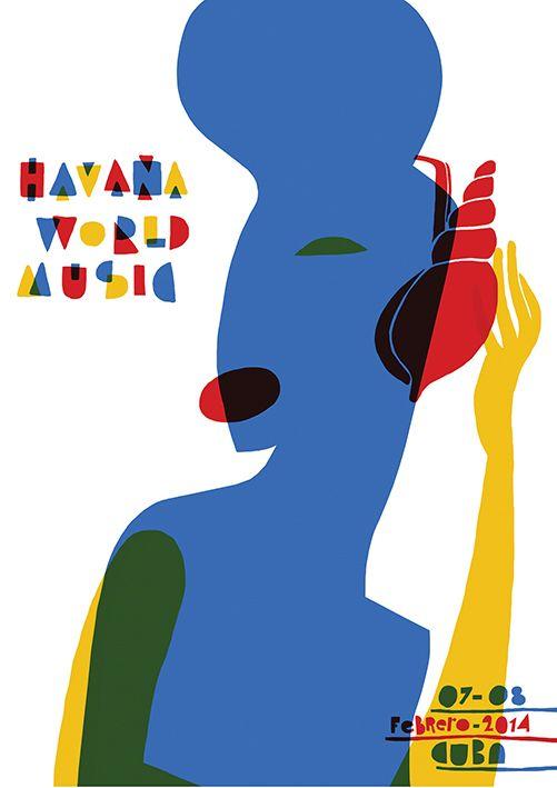 Edel Rodríguez-Mola & Giselle Monzón, Havana World Music, 2014